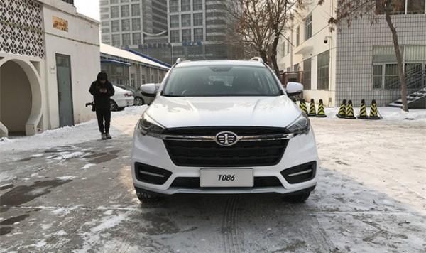 骏派T086将今年八月上市 定位紧凑型SUV