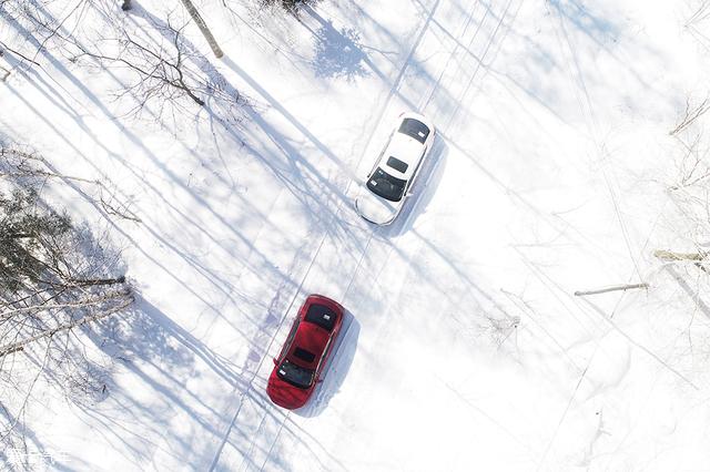 驾驭安全 全新名爵6长白山雪地试驾体验