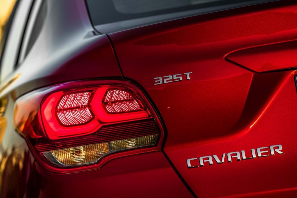 雪佛兰科沃兹325T正式上市 售价10.49~11.49万元