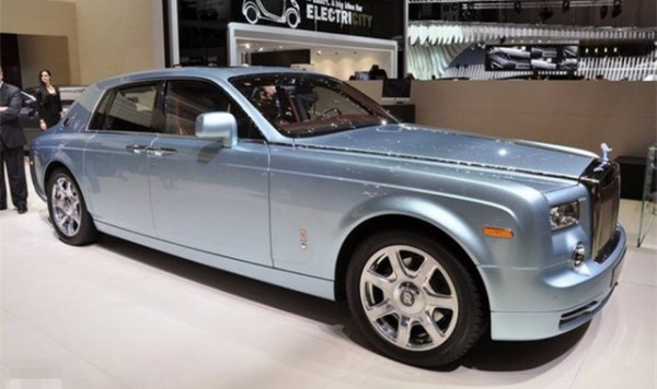 针对中国市场 劳斯莱斯首款电动车计划