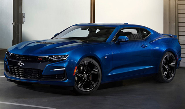 新款科迈罗官图发布 增新车型/换10AT