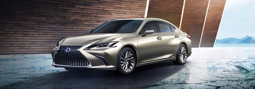 雷克萨斯全新ES于7月26日上市 8款车型