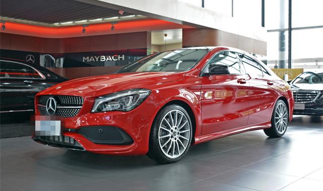 新奔驰CLA级和奔驰B级上市 售22.58万起