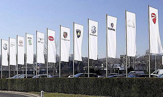 大众或成立豪华子公司:含宾利布加迪保时捷等