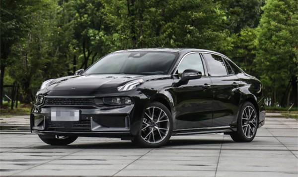 领克03将于10月19日上市 品牌首款轿车