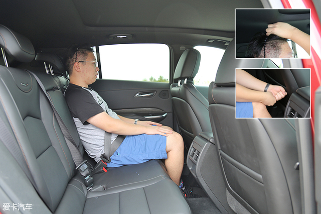 流淌运动血液 试驾上汽通用凯迪拉克XT4
