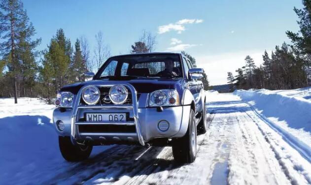 今日立冬 教你冬季养车