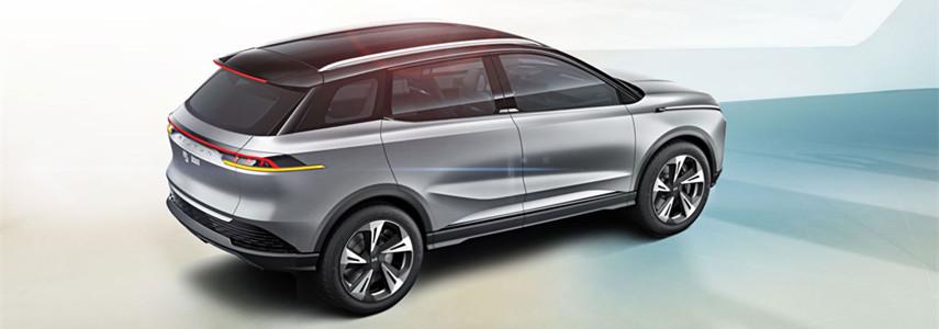 全新纯电SUV 爱驰U5量产版11月29日发布