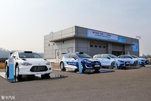 韩系车有宝马M基因?海外体验现代i30 N