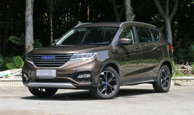 君马SEEK 5(赛克5)新车型上市 8.99万元