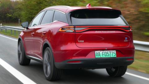让所有人惊讶的中国汽车 – 比亚迪唐DM试驾