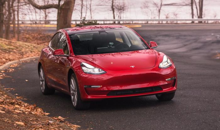 特斯拉全系车型美国降价 2018年交付量近25万