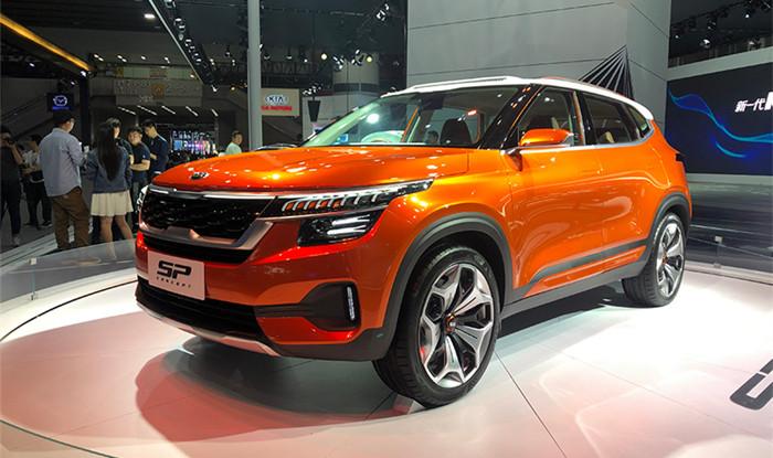 东风悦达起亚全新KX3 将于今年内上市