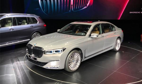 X7/新款7系等 宝马大型豪华车阵容亮相