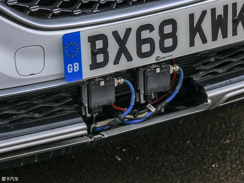 欧洲标准×中国制造 海外试名爵ZS纯电动