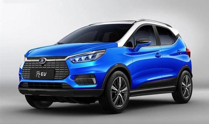 比亚迪元EV535将三月上市 预售11-14万
