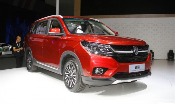 华晨雷诺观境将4月正式上市 大七座SUV