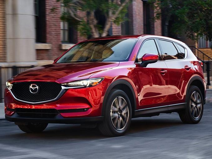 产品规划曝光! 马自达下月发布SUV等4款新车