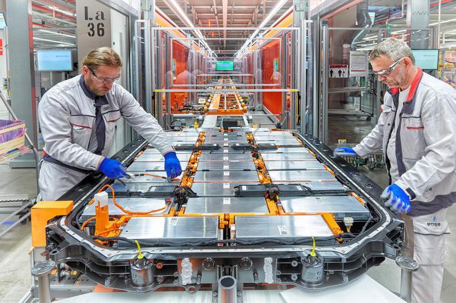 奥迪2018年营收47亿欧元 推进电动出行发展
