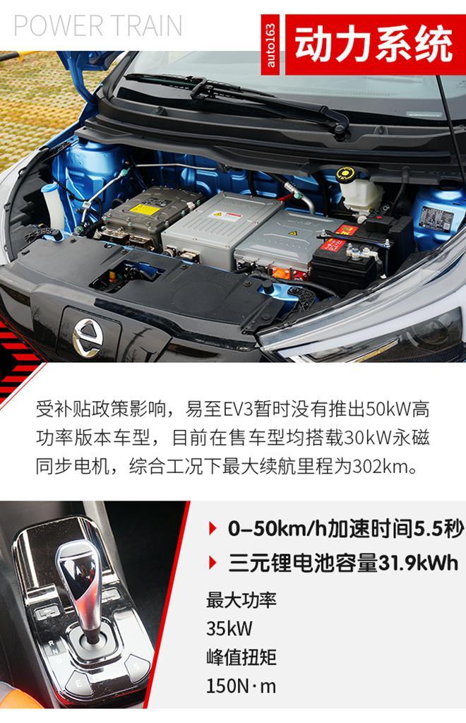 一台合格的代步车 试驾易至EV3酷跑型