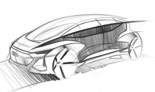 全新奥迪AI:me概念车将于上海车展亮相