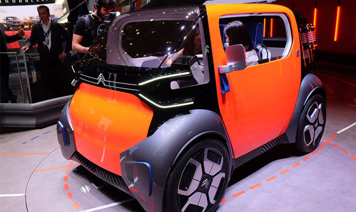 雪铁龙上海车展参展阵容 AMI ONE概念车