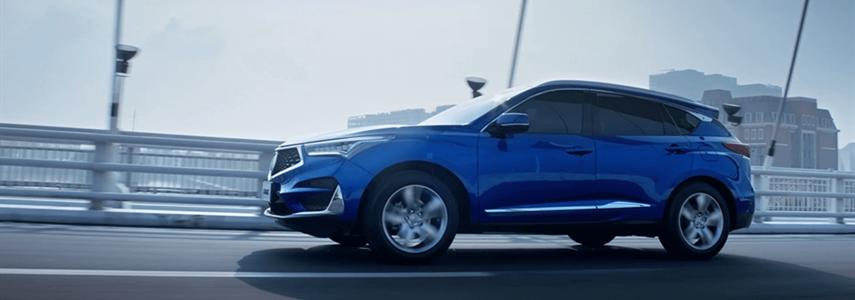 讴歌发布上海车展阵容 三款新车齐亮相
