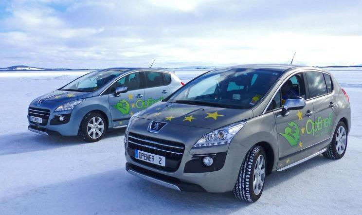 PSA宣布在法国进行L3级自动驾驶路测