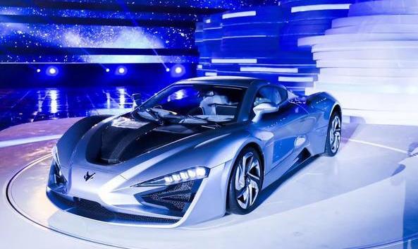ARCFOX发布IMC智能模块架构 未来将推出6款新车