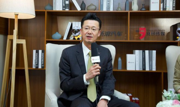 中岛徹:中国消费者对马自达的造车精神非常认可