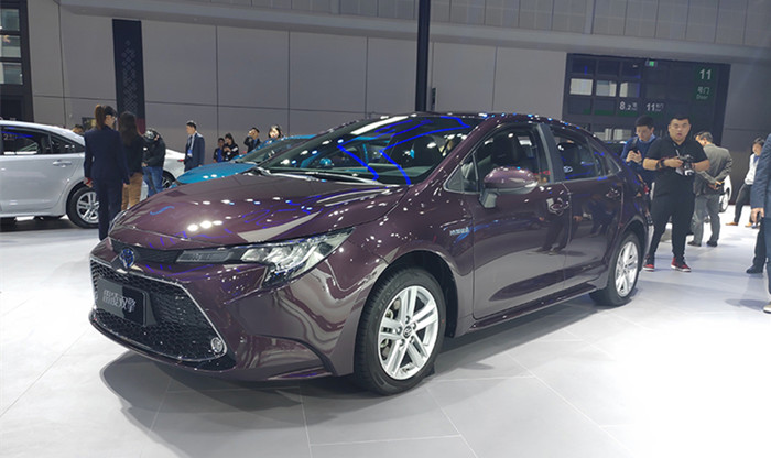 广汽丰田全新雷凌新消息 将5月正式上市