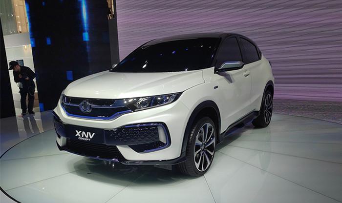 思铭X-NV领衔 东风本田年内将推4款新车