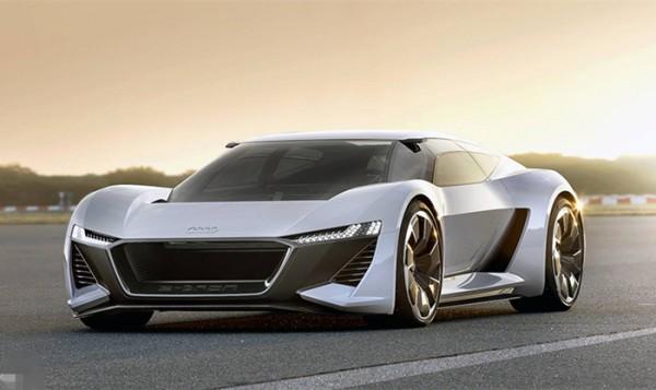 奥迪或推电动超跑e-toon GTR 将取代R8