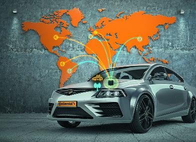 2019上海车展:大陆集团智领科技 驱动中国美好出行