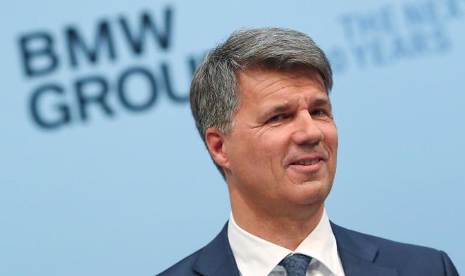 宝马CEO:与戴姆勒深化联盟合作 但排除持股