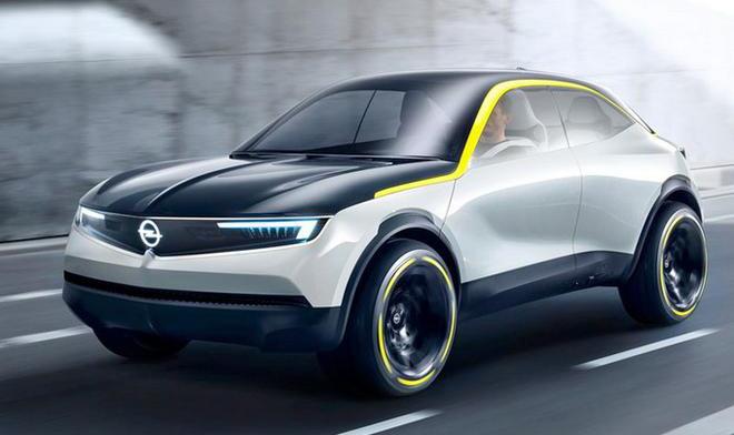 欧宝或将重新入华 全新电动SUV专利图曝光