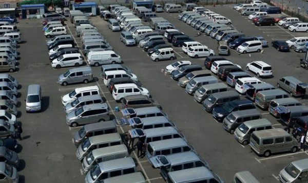 我国二手车出口交易额每年或达600亿元