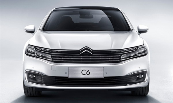 东风雪铁龙C6新车型上市 售22.09万元起