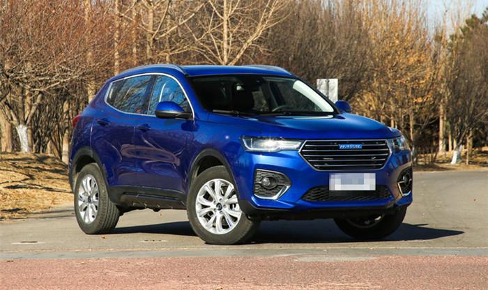 哈弗H4国六车型上市 售9.70-11.50万元