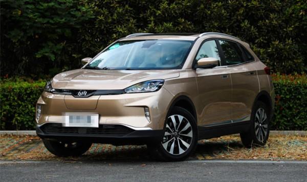 威马EX5新增车型上市 补贴后售13.98万