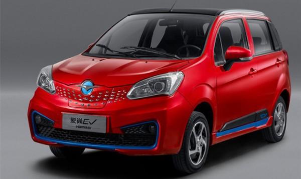 爱尚EV 360预售5.98-6.98万 续航302km
