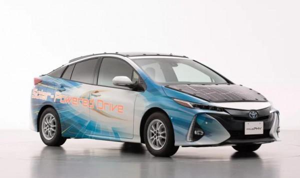 丰田太阳能技术突破 电动车续航或增加