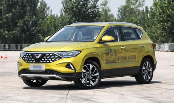 一汽-大众捷达VS5预售8.98万起 9月上市