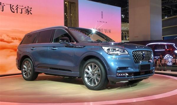 林肯全新飞行家年内上市 七座中大型SUV