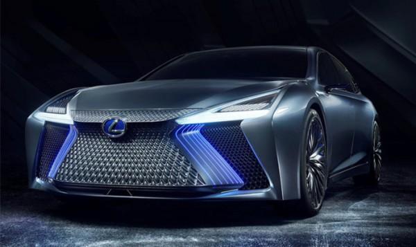 雷克萨斯全新电动概念车消息 10月发布