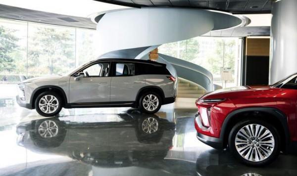 中国汽车市场持续下跌 各大车企投资承压