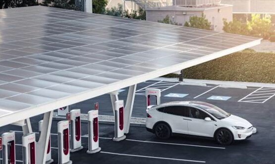 特斯拉计划将超级充电站门店数扩大一倍