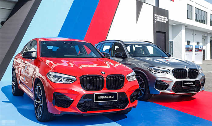 宝马M多款车型正式上市 售价83.99万起