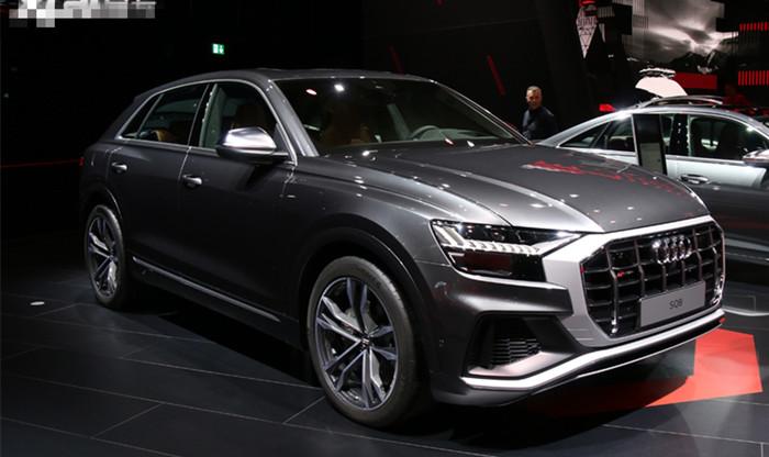 2019法兰克福车展:全新奥迪SQ8正式亮相