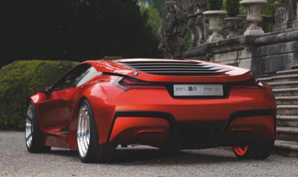 宝马将打造全新独立M性能车型 或为电动车